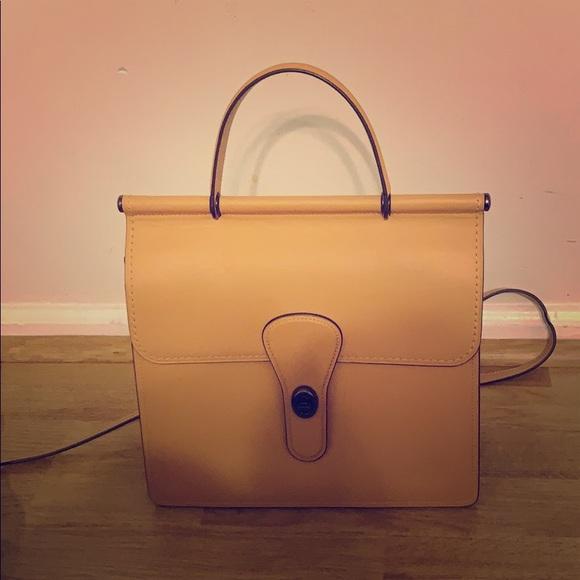 Coach Handbags - Coach 1941 limited edition Willis in Peach